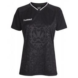 hummel Sirius V-Neck Trenings T-shirt Dame