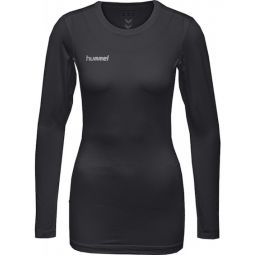 hummel First Performance LS Trenings T-skjorte Dame