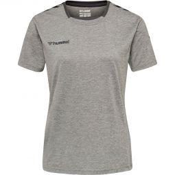 hummel Authentic Poly Trenings T-skjorte Dame