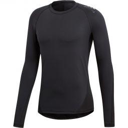 adidas Alphaskin LS Trenings T-skjorte Herre