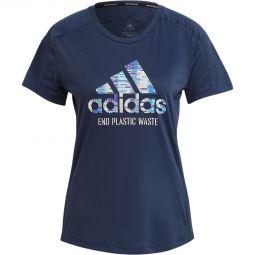 adidas Run For The Oceans Løpe T-skjorte Dame