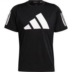 adidas Free Lift 3 Bar Trenings T-skjorte Herre