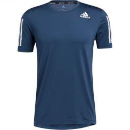 adidas Tech Fit 3-Stripes Trenings T-skjorte Herre