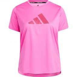 adidas Plus Badge Of Sports Logo Trenings T-skjorte Dame