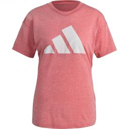 adidas Win 2.0 Trenings T-skjorte Dame