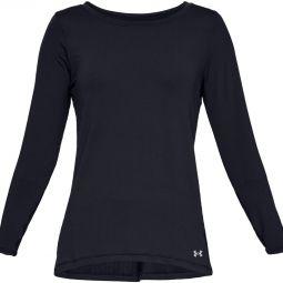 Under Armour Heat Gear Armour Langærmet Trenings T-skjorte Dame