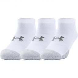 Under Armour Heat Gear No-Show 3-Pak Sokker