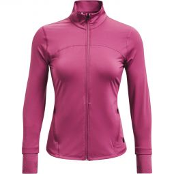 Under Armour Rush Full Zip Midlayer Løpetrøye Dame