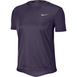 Nike Miler Løpe T-skjorte Dame