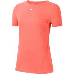 Nike Pro All Over Mesh Trenings T-skjorte Dame