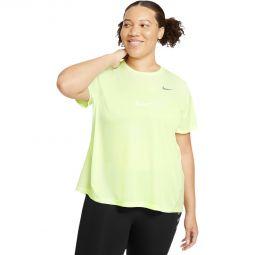 Nike Plus Dry Miler Løpe T-skjorte Dame