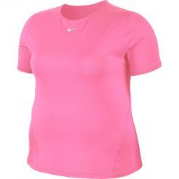 Nike Plus Pro All Over Mesh Trenings T-skjorte Dame