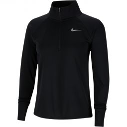 Nike Plus Pacer 1/2 Zip Løpetrøye Dame