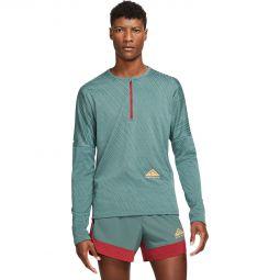 Nike Dri Fit Element 1/2 Zip Løpetrøye Herre