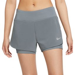 Nike Eclipse 2in1 Løpeshorts Dame