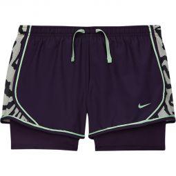 Nike Dri Fit Tempo 2in1 Løpeshorts Barn