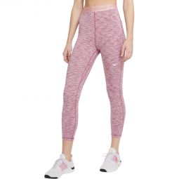 Nike Pro Cropped Space-Dye Treningstights Dame