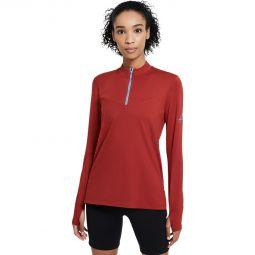 Nike Element Trail Løpetrøye Dame