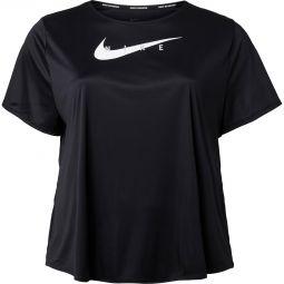 Nike Plus Swoosh Run Løpe T-skjorte Dame