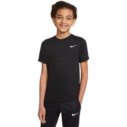 Nike Dri Fit Miler Løpe T-skjorte Barn