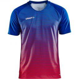 Craft Pro Control Stripe Trenings T-skjorte Herre