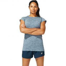 Asics Race Seamless Løpe T-skjorte Dame