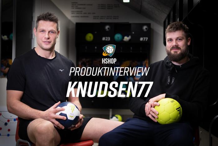 Knudsen77 Håndbolde - Interview med Michael V. Knudsen